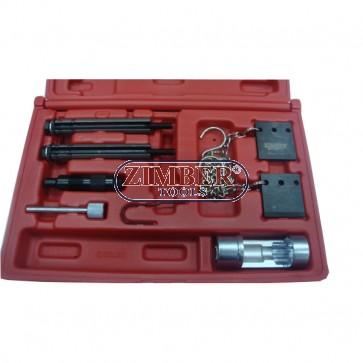K-т за зацепване на двигатели VAG 2.5 V6 TDI - ZIMBER