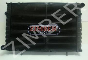 Радиатор воден Газела - долно захващане