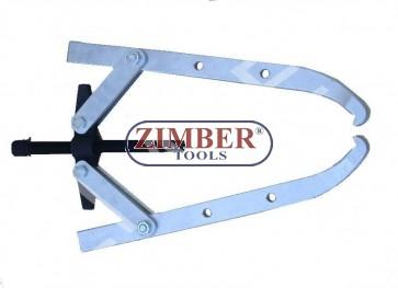 Скоба за лагери двураменна за камиони-17t-ZIMBER
