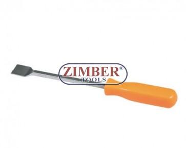 Стъргач за премахване на следи от гарнитури, ZL-6860 - ZIMBER TOOLS