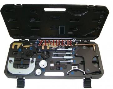 К-т за зацепване на двигатели Renault , Nissan& Vauxhall/Opel  ZR-36ETTS299 - ZIMBER TOOLS.