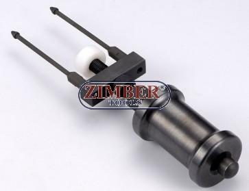 Екстрактор за  Common rail дюзи TDI -инжектори на AUDI, VW. ZR-36VAICRD  - ZIMBER PROFESSIONAL