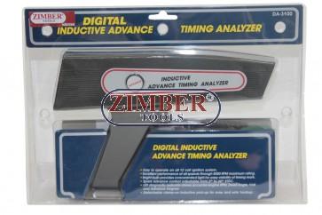 Професионален дигитален автомобилен стробоскоп - ZR-36DATL - ZIMBER-PROFESSIONAL