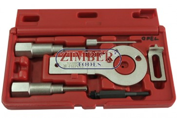 Engine timing tool set OPEL 1.9CDTI, ZR-36ETTS144 - ZIMBER TOOLS