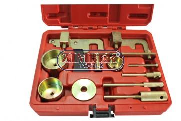 К-т за зацепване на двигатели enault, Nissan, Vauxhall / Opel 1.5D, 1.9D, 2.2D, 2.5D dCi / Di / Dti / CDTi, ZR-36ETTS167 - ZIMBER PROFESSIONAL.