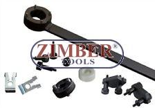 К-т за зацепване на двигатели VW, AUDI 2.0L - ZR-36ETTS196 - ZIMBER-TOOLS