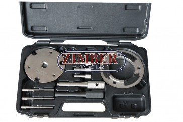 К-т за зацепване на двигатели Ford 2.0,  2.4 TDCi, ZR-36ETTS53 - ZIMBER-PROFESSIONAL