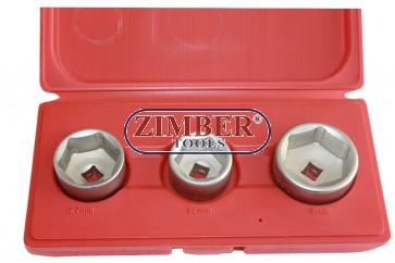 Вложки за маслен филтър к-т 27-mm, 32 -mm, 36-mm - ZIMBER