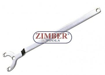 Ключ за шайба вентилаторна (BMW)-ZIMBER