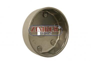 Чашка за маслен филтьр Suzuki, Daihatsu,Subaru, Mazda,Lexus,Toyota 64-mm.x14- ъгли, ZR-36OFCW64 - ZIMBER PROFESSIONAL
