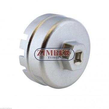 """Чашка за маслен филтър за Toyota  1.8 & 2.0l 4 cylinder, 3/8"""" - ZR-36TOFW - ZIMBER TOOLS"""