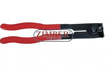 Клещи за скоби на карета на полуоски, ZT-04B1009 - SMANN