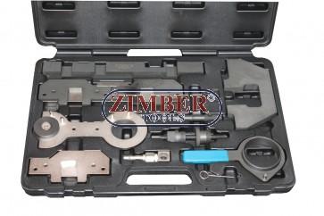 Комплект за зацепване на двигатели  BMW M40 . M44 .M50 . M52 . M54 . M56 DOHC. ( E30 To E85 ) - ZIMBER-PROFESSIONAL