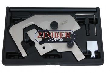 К-т за зацепване на двигатели Ford 2.0 L Ecoboost Engines, ZR-36ETTS199 - ZIMBER PROFESSIONAL