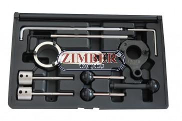 К-т за зацепване на двигатели VAG 1.6 & 2.0L CR TDI, ZR-36ETTS229 - ZIMBER-PROFESSIONAL