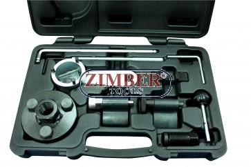 К-т за зацепване на COMOON RAIL двигатели VAG 1.6 & 2.0L TDI, ZR-36ETTS137 - ZIMBER-PROFESSIONAL