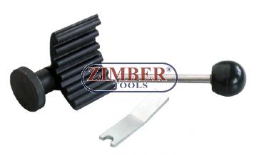 К-т за зацепване на двигатели TDI VW/Audi - ZIMBER TOOLS
