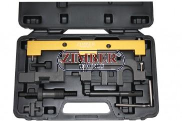 К-т за зацепване на двигатели BMW N42, N46, N46T - ZR-36ETTSB02 -ZIMBER-PROFESSIONAL