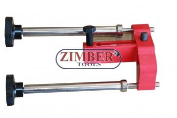 Инструмент за обтегача на веригата на BMW N63, N74 - ZT-04A2307M001 - SMANN-PROFESSIONAL