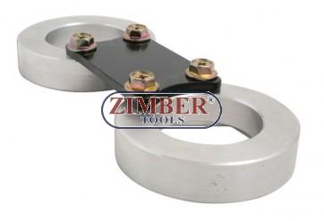 Инструмент за зацепване на разпределителен вал Subaru 2500 C.C  - ZR-36ETTS305 - ZIMBER TOOLS