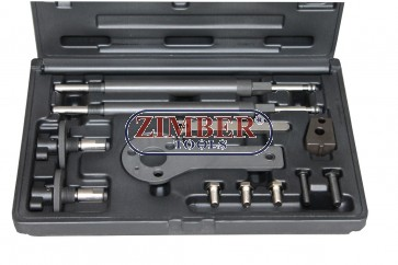 К-т за зацепване на двигатели Alfa Romeo, Fiat, Lancia 1.2, 16v,1.4 16v, 1.4 T- Jet - Belt Drive - ZR-36ETTS177 - ZIMBER-PROFESSIONAL