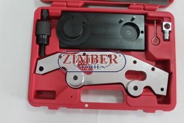 К-т за зацепване на двигатели BMW M52, M54, M56,  ZR-36ETTSB13- ZIMBER-PROFESSIONAL