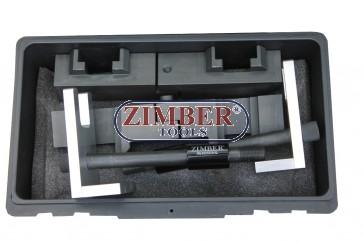 К-т за зацепване на двигатели BMW (M60,M62, M62TU ) V8  - ZR-36ETTSB77 - ZIMBER TOOLS.