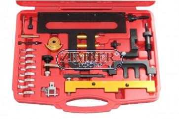 Комплект за зацепване на двигатели BMW N42 - N46 - B18/-A - B20/-A/-B,ZT-05175- 05175 -  SMANN TOOLS