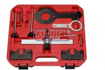 К-т за зацепване на двигатели BMW N63/S63/N74, V8 X6 550i 750i- ZT-04A2307 - SMANN-PROFESSIONAL