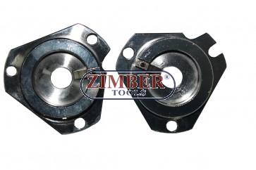 К-т за зацепване на двигатели FIAT 1,6 16V - ZT-04A2232-1- SMANN  PROFESSIONAL