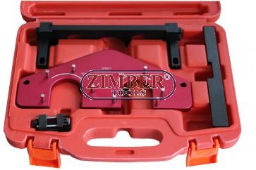 К-т за зацепване на двигатели Mercedes Benz - AMG 156,  ZT-04A2125 - SMANN-PROFESSIONAL