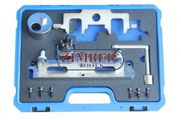 Комплект инструменти за зацепване на двигатели Mercedes ОМ651 -  ZT-04A2399 - SMANN TOOLS.