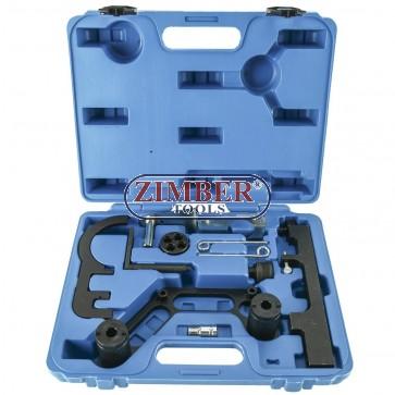 К-т за зацепване на двигатели на BMW, MINI - N47 N47S N57 N57S 1.6, 2.0,3.0 -  ZT-04A2312  - SMANN- PROFESSIONAL