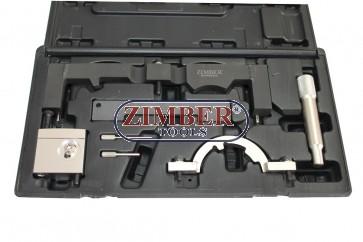 К-т за зацепване на двигатели Opel 1.0/1.2/1.4 - ZR-36ETTS206 - ZIMBER -PROFESSIONAL