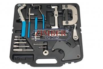 К-т за зацепване на двигатели RENAULT, Бензин-Дизел 1.2 1.4 1.6 1.8 2.0 2.5D/TD 16v-ZR-36ETTS43 - ZIMBER -PROFESSIONAL
