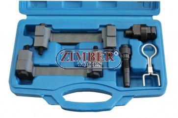 К-т за зацепване на двигатели VAG 2.4 & 3.2 FSI,  ZT-05197(04A2027) - SMANN PROFESSIONAL