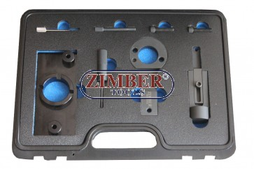 К-т за зацепване на двигатели Vauxhall/Opel 2.0CDTi, Код мотор 2.0:LFS/B20DTH - ZR-36ETTS325 - ZIMBER-PROFESSIONAL