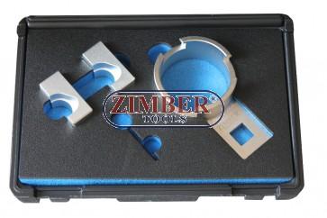К-т за зацепване на двигатели Vauxhall/Opel, SAAB 2 Litre Turbo BioPower - ZR-36ETTS327 - ZIMBER TOOLS.