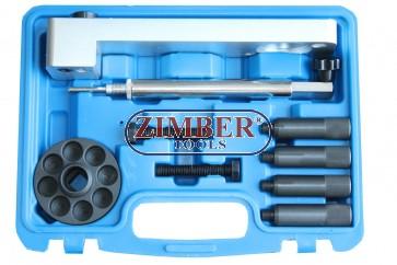 Комплект инструменти за зацепване за двигатели Maserati 3.8T V8,  - ZT-04A2384 - SMANN TOOLS.