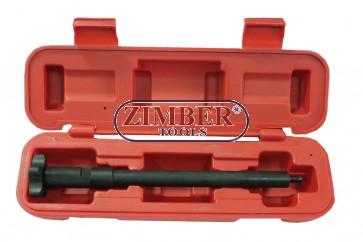 Инструмент за вадене на месингови уплътнения на дюзи дизелови двигатели, ZT-04A1010 - SMANN PROFESSIONAL