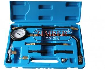 Комплект за тестване на горивния инжекцион, ZT-04A3006 - SMANN-TOOLS