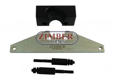 К-т за зацепване на двигатели Fiat 1.4 12V,  ZR-36ETTS190 - ZIMBER TOOLS.