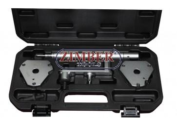 К-т за зацепване на двигатели FIAT-1,6 16V, ZR-36ETTS75 - ZIMBER-PROFESSIONAL