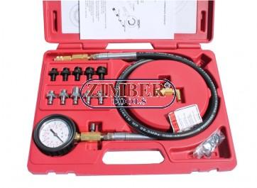 К-т за измерване налягането на маслото,ZR-36OPT - ZIMBER-PROFESSIONAL