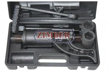 Камионджийски ключ за гуми - редукторен