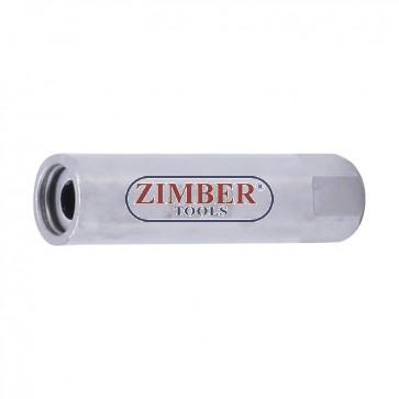 """Екстрактор вложка за (изваждане) електроди на скъсани подгревни свещи (1/4"""") ф 3.5 mm - 6749 - BGS technic."""