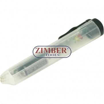Тестер за спирачна течност (ZR-38FTB) -  ZIMBER - PROFESSIONAL