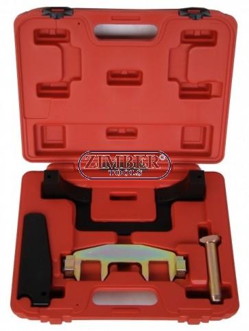 К-т за зацепване на бензинов  двигател Mercedes M271, ZT-04A2121 - SMANN-PROFESSIONAL