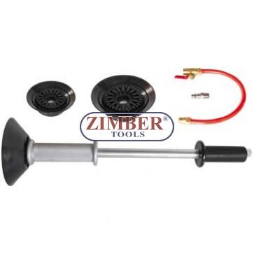 Вакуумен инструмент за изправяне на вдлъбнатини по купето на автомобили. ZR-36ADP - ZIMBER -PROFESSIONAL