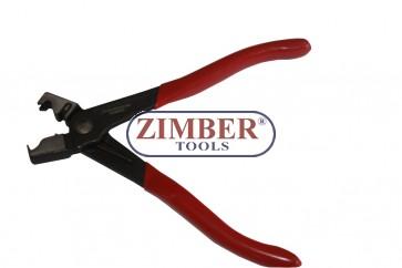 Клещи за скоби на водни съединения, ZR-36HCP04 -  ZIMBER TOOLS